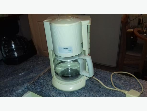 Tefal Coffee Maker, in good working condition
