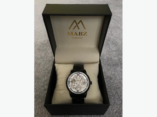 Mabz London Automatic Watch