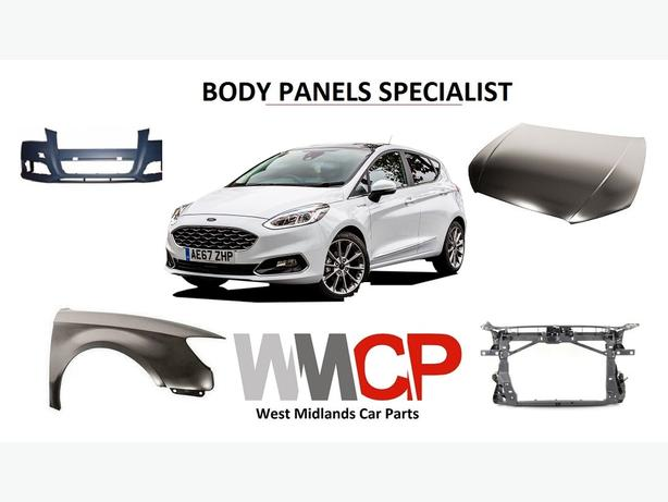 ford fiesta car parts body panels specialist