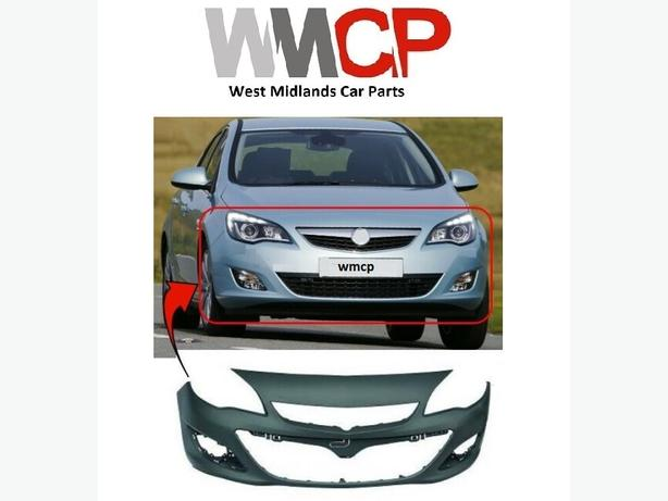 VAUXHALL ASTRA J 5DR 2012-2015 FRONT BUMPER