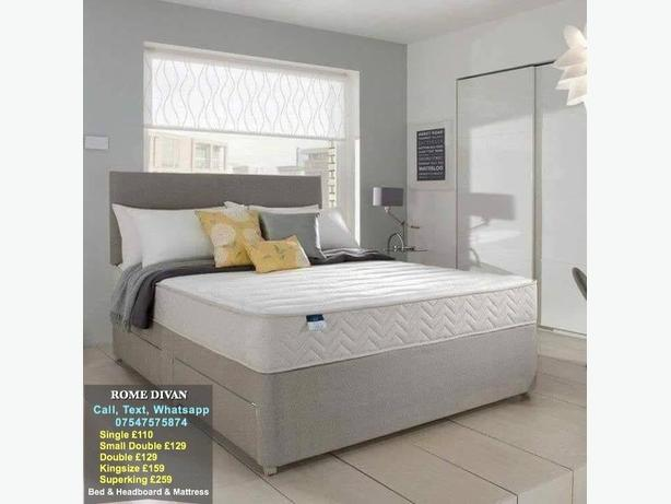 Brand New Beds, All sizes, Many Colors, Pay On Delivery!!