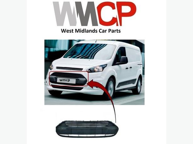 FORD TRANSIT CONNECT 2014-2018 FRONT BUMPER GRILLE