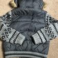 REDUCED: Boys Hooded Next Coat