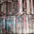 190 dvd's   bulk pack