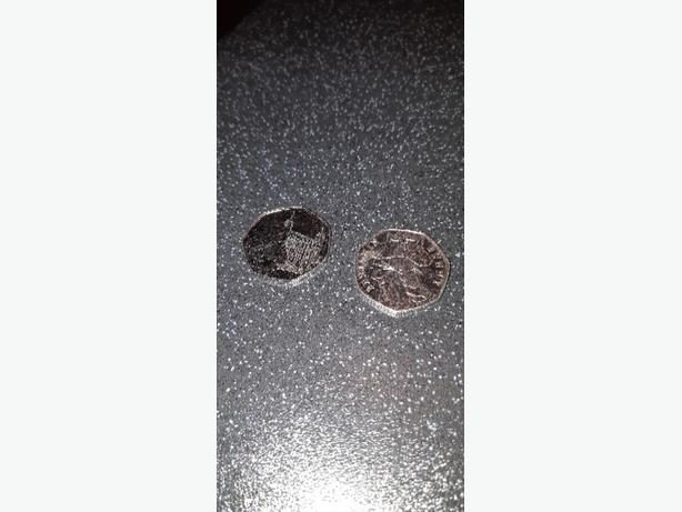 WANTED: 50p coins