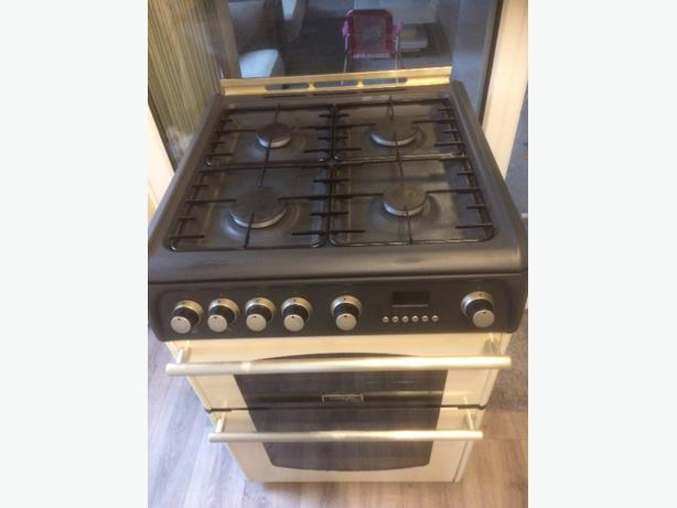 gas cooker supply and fit