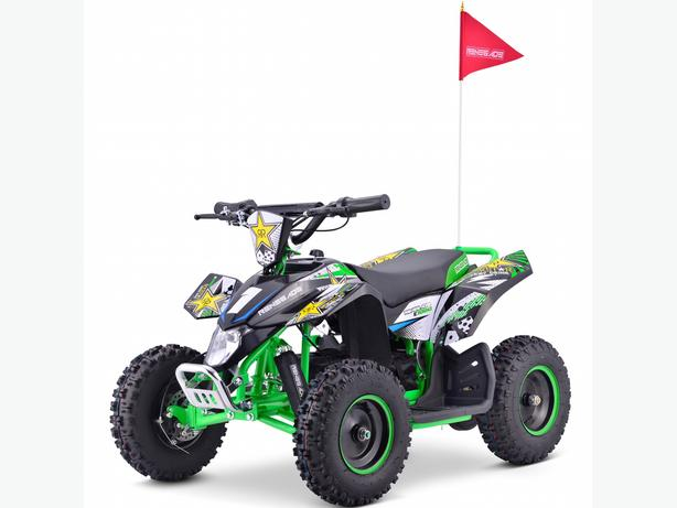 ELECTRIC QUAD RENEGADE E100 1000w 36v  3 speed NEW