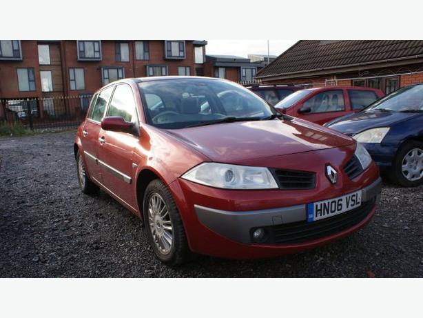 Renault Megane 2.0