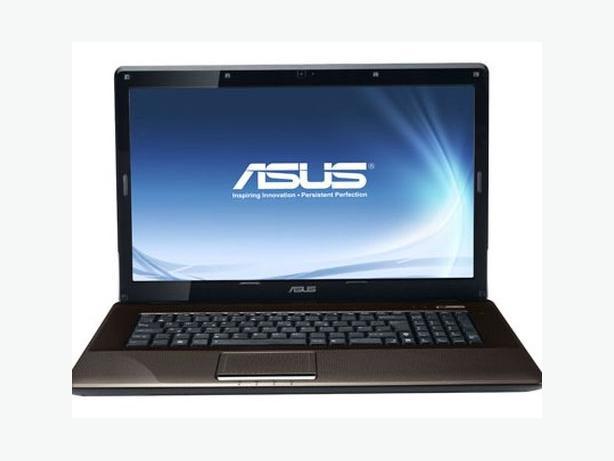 Gaming ASUS 17.3 Widescreen HD LED intel i-series 8GB Ram Windows 10 Pro HDMI