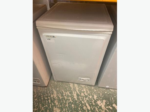 white norfrost chest freezer with 3 months warranty