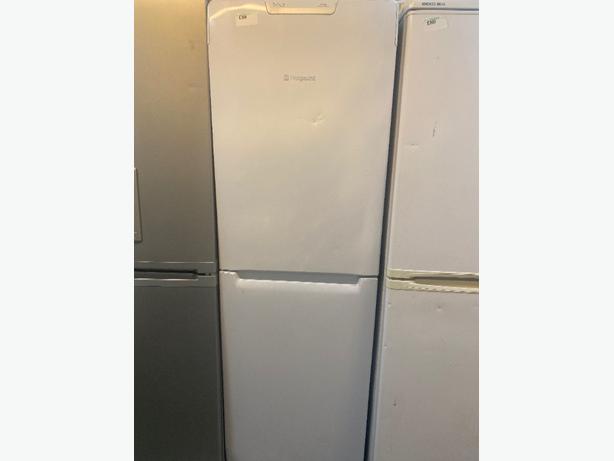 hotpoint future fridge freezer with 3 months warranty