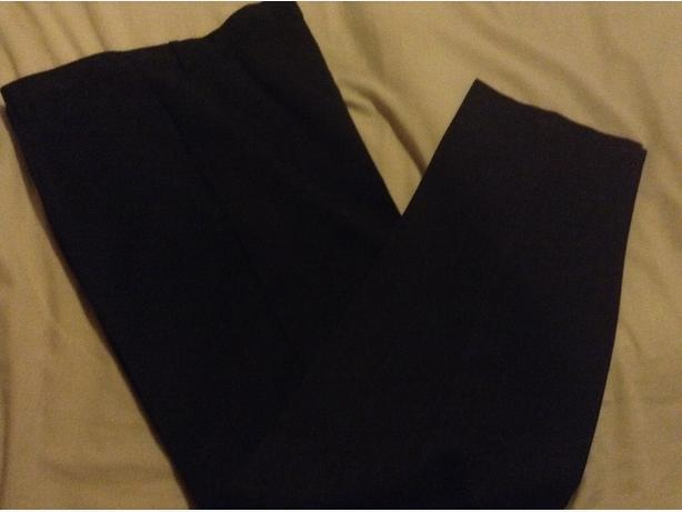Boys Charcoal Grey M&S Trousers