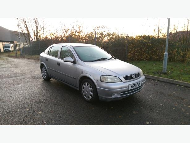 ASTRA 1.6 PETROL ONLY 88K MILES F.S.H