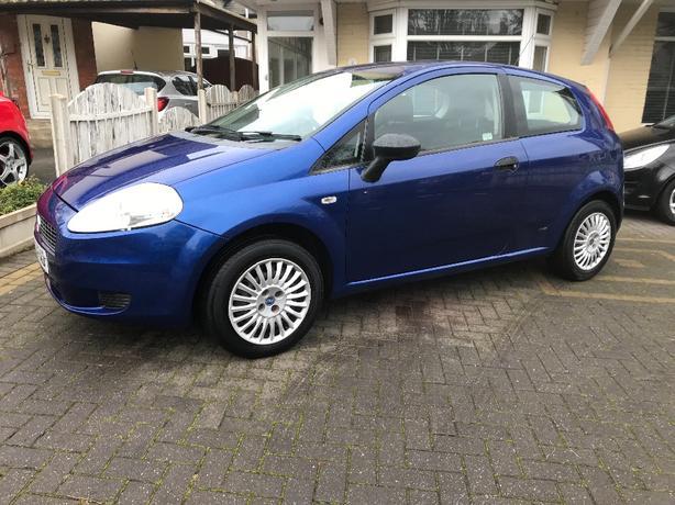 FIAT PUNTO 1.2 2007! only 72k! drives superb!