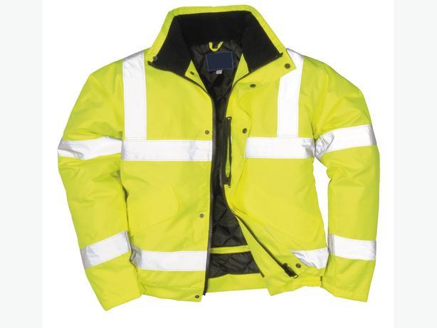 High Visibility Bomber Jacket