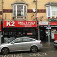 Pizza and kebab shop