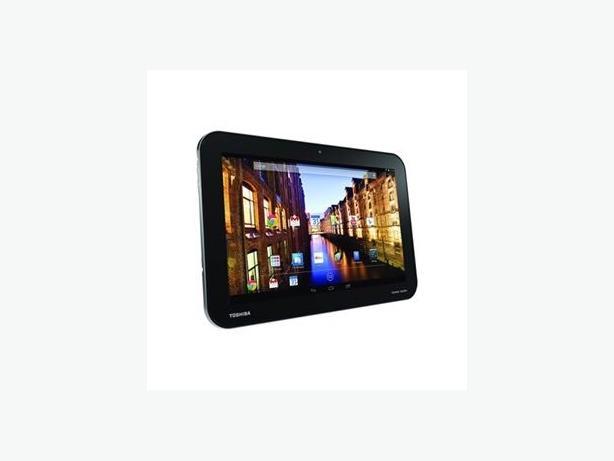 Toshiba Android Tablet Fast intel Quadcore CPU nVidia Tegra Graphics Gaming