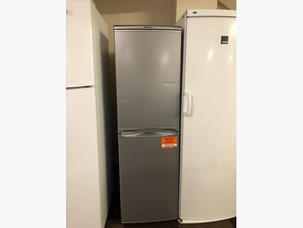 NEW UNUSED GRADED FRIDGE FREEZER IN SILVER WITH GUARANTEE 🇬🇧🇬🇧