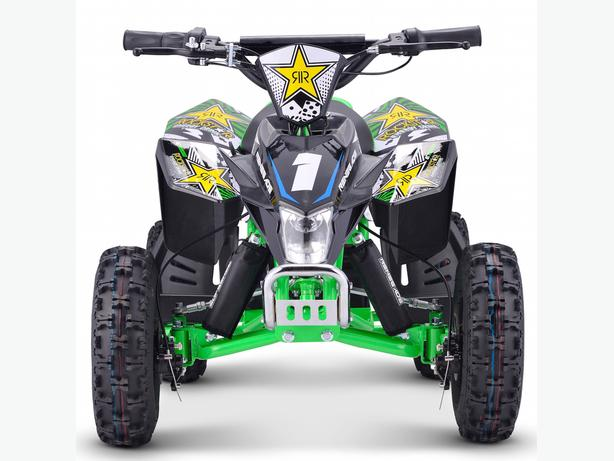MXELECTRIC QUAD ROCKSTAR GRAPHICS 1000w 36v Latest 3 speed