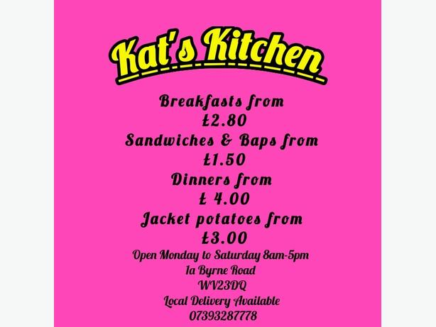Kat's Kitchen Now Open Daily