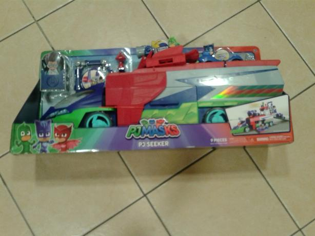 PJ MASKS PJ SEEKER. BRAND NEW BOXED.
