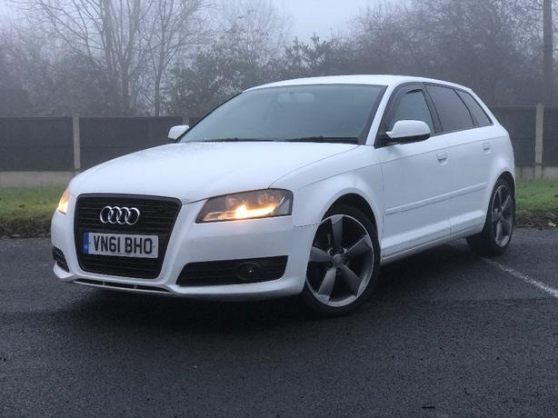 AUDI A3 S/S SPORTBACK 5DOOR MANUAL EXCELLENT SPEC