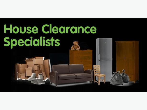 WANTED: free house clearance