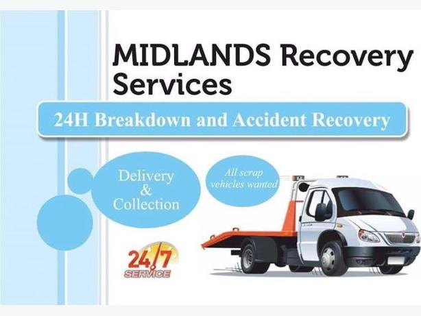 midlands recovery