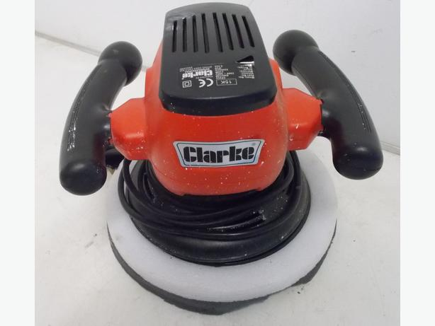Clarke CP254 Car Polisher (230V)