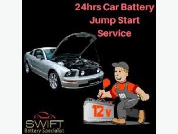 Jump start services