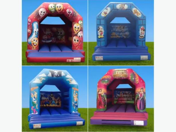 Bouncy castle  hire telford and wolverhampton