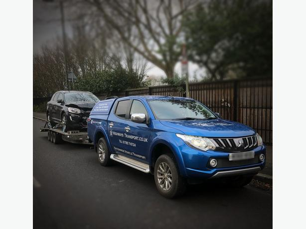 Car Recovery / Transport Local & Nationwide