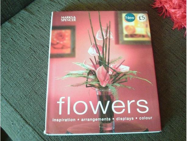 Floristry & Flower Arranging Books