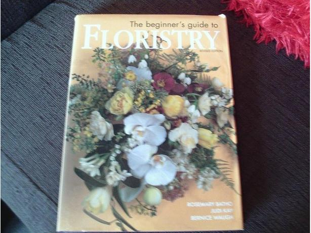 Floristry/Flower Arranging Books