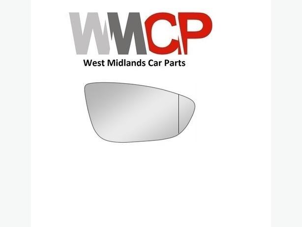 VW PASSAT CC  FIT MODELS 2008-2012  DOOR MIRROR GLASS