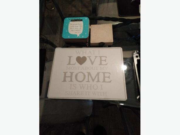 coasters/placemats