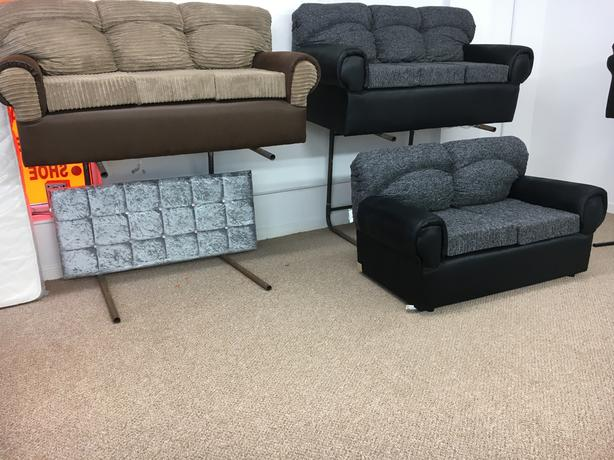 BRANDNEW 3+2 SOFA SET-*SPECIAL DISCOUNTED OFFER