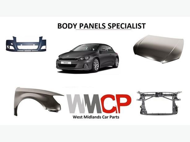 CAR PARTS VW SCIROCCO BODY PANELS SPECIALIST