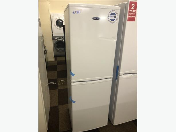 ICE KING NEW GRADED FRIDGE FREEZER WITH GUARANTEE 🇬🇧🇬🇧