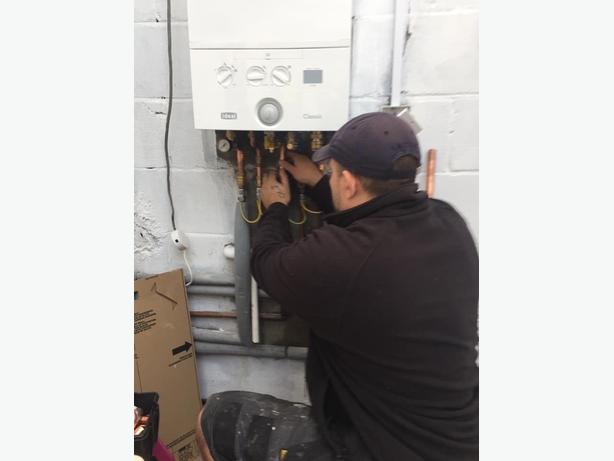 Boiler services from £50