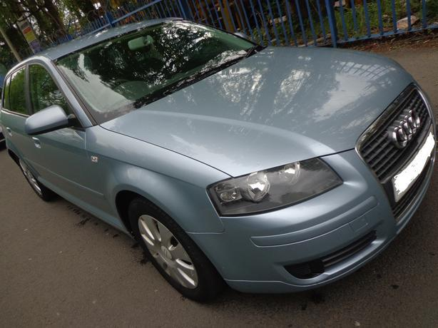 2008 1.9 tdi diesel audi a3+mot july+tax+good runner+only £30 road tax