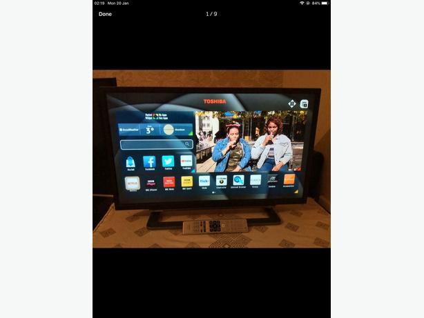 32 INCH TOSHIBA SMART LED TV H MODEL 32S3653DB