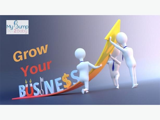 Learn 5 Tips to Grow Your Business - MyBump2Baby