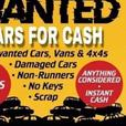 FOR TRADE: Wanted cars vans we pay more