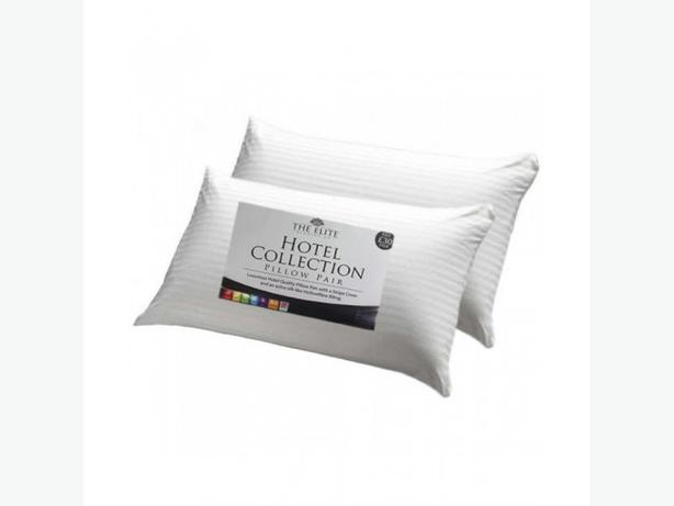 *Just In * Luxury Hotel Pillows ( New ) RRP £30 - Trade Price £5 Pair !