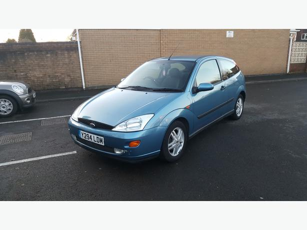 Automatic ford Focus 1,6 3 doors, long mot, drives great