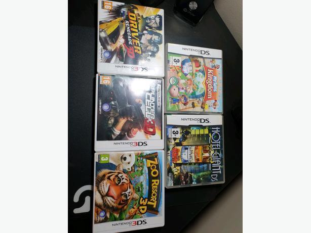 DS&3DS Games Bundle