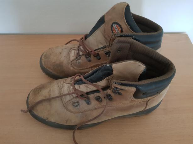Steel Toecap Work Boots Size 9.5 (44)