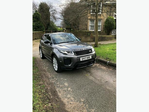 2017 Land Rover Range Rover Evoque HSE Dynamic TD4 2.0 AUTO