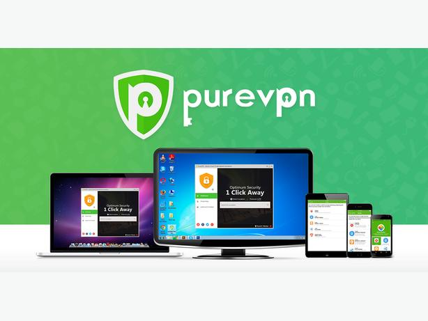 #1 VPN For Internet Privacy PureVPN